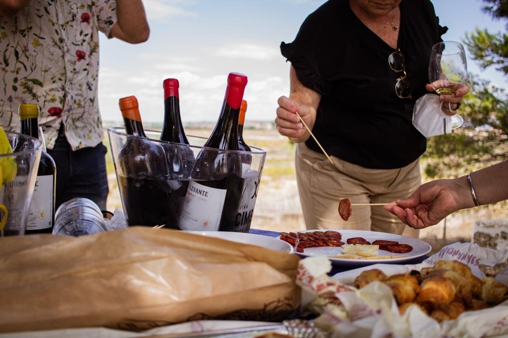 Dégustation de vins à Torrevieja